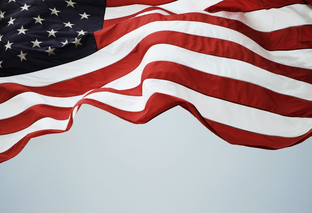 Boston Cote Naturalization Flag